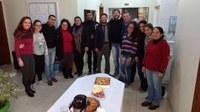 Câmara Municipal de Vereadores recebe visita do Deputado Estadual Gilmar Sossela (PDT)