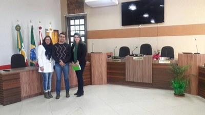 Inicio do convênio de crédito consignado aos Servidores Públicos da Câmara Municipal