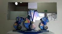 Premiação do Torneio de Voleibol Misto