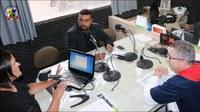 Vereadores projetam Ano Legislativo em entrevista à Radio Nordeste FM
