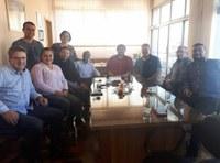 Vereadores se reúnem com o Prefeito Municipal